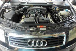 Газобалонное оборудование для Audi